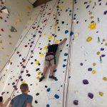 Sportkletterausflug in die Kletterhalle Villach