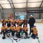 Bericht von der Eishockeymeisterschaft