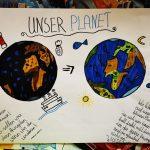 Kreative Ideen der SchülerInnen während der Corona-Zeit