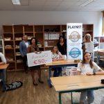 """4. Platz beim Wettbewerb """"Digitale Grundbildung"""""""